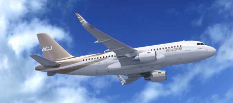 ACJC delivers refurbished ACJ319