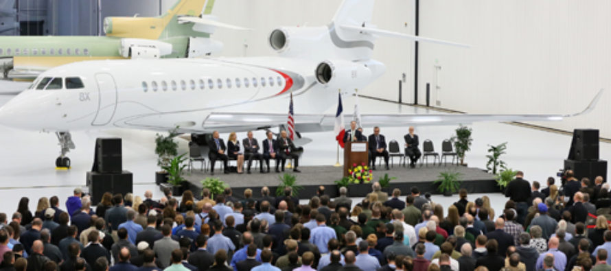 Dassault completes Little Rock expansion