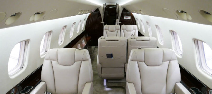 Jet Aviation Basel completes refurbishment on Legacy 650