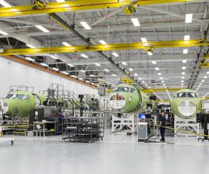 Gulfstream G600 production
