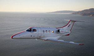 JetSuite Embraer Phenom 100 (Credit: Jessica Ambats)
