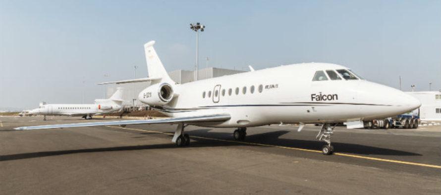 Jinggong Global Jet plans expansion