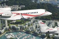 Dassault at Singapore Airshow