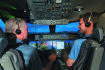 FlightSafety enhances its G650 training program