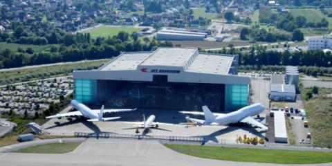 Jet Aviation Basel completion center