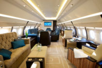 Airbus appoints Comlux America to cabin outfitter network
