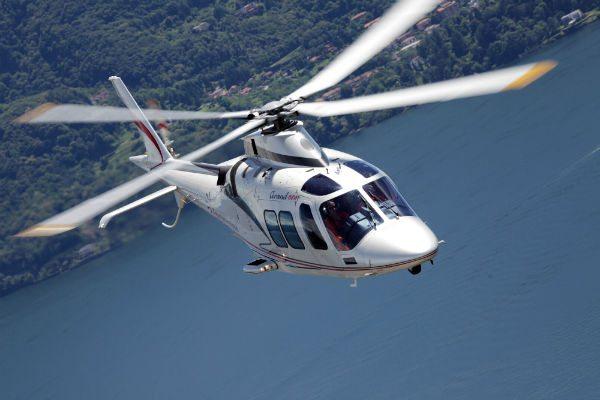 AgustaWestland AW109 Grand New.