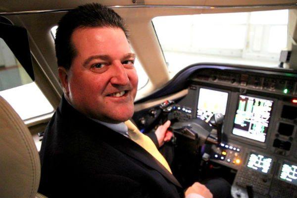 Brendan Lodge is the business development director at JetBrokers Europe.