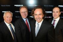 VistaJet and Bombardier sign billion-dollar deal for Global business jets