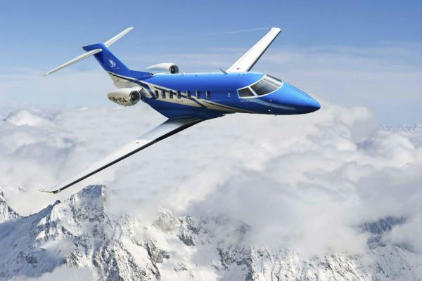 The Pilatus PC-24 will be able to land on almost any type of surface.