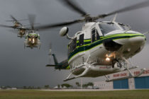 Bell delivered 213 commercial helicopters in 2013