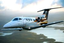 Mayo Aviation adds Phenom 100 to charter fleet