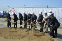 Rectrix Aviation breaks ground on new fixed based facility