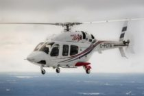 Bell Helicopter delivers first VIP Bell 429 to UK customer