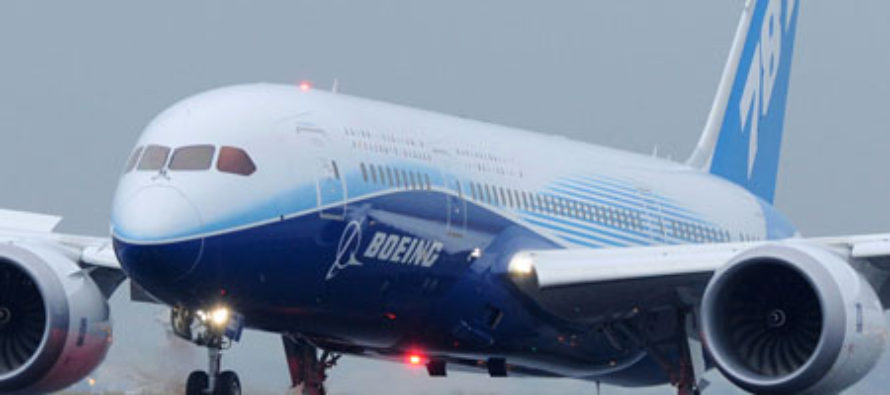 Greenpoint Technologies contracts another VVIP Boeing 787 completion