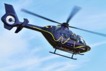Eurocopter Canada delivers an EC135 to Finnair Helicopters