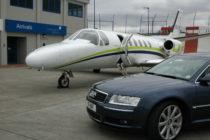 London City Airport's new look private jet centre