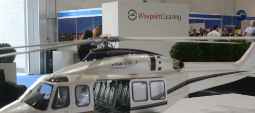 Waypoint Leasing announces leasing deal with CHC Helicopter