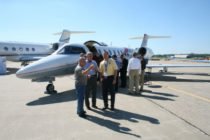 Learjet 75 receives FAA certificate