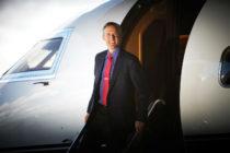 Erik Lindbergh predicts electric business jet future