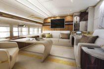 Greenpoint Technologies exhibits VIP 747-8 model at NBAA 2013