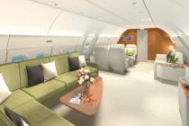 Lufthansa Technik to complete two VIP interiors