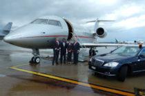 Jet Aviation will provide handling services to VistaJet
