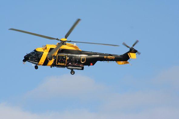 Bond Eurocopter AS332 Super Puma