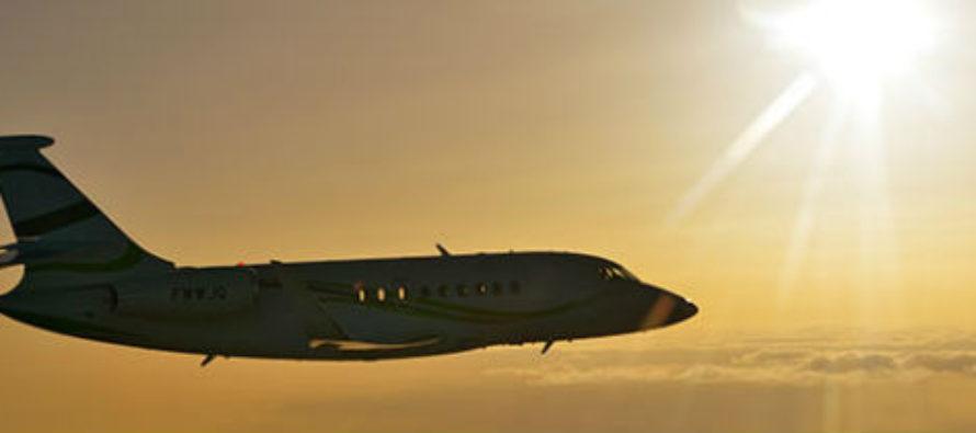 Dassault prepares to deliver first Falcon 2000S in India