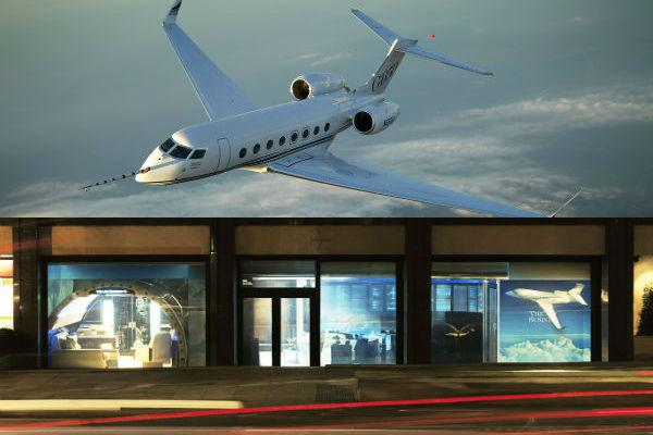 The Jet Business sells a G650.