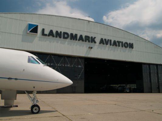 Landmark Aviation Westchester County
