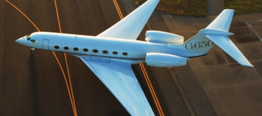 Freestream arranges first G650 operating lease