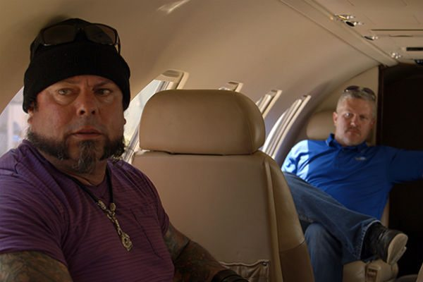 Airplane Repo Danny Thompson Ken Cage