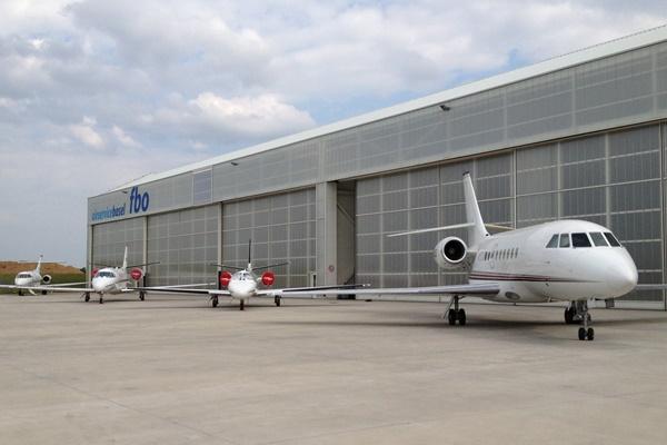 Air Service Basel FBO & Maintenance Center