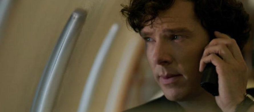 Sherlock flies by private jet in Season 3 finale