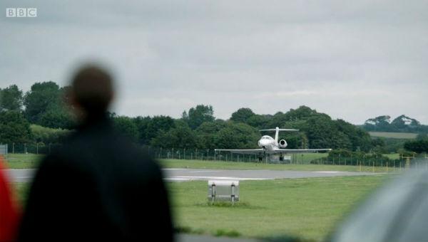 Sherlock private jet 6