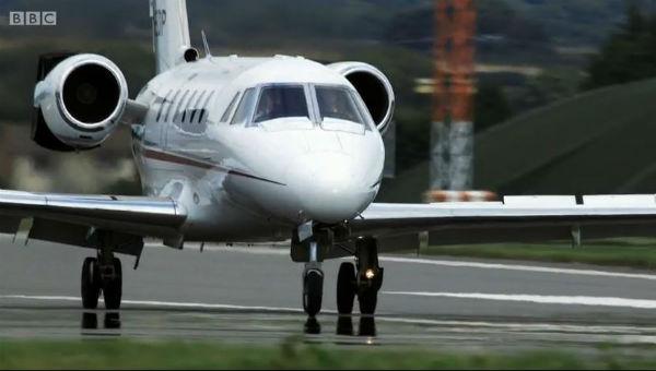 Sherlock private jet 7