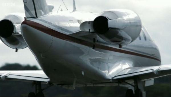 Sherlock private jet 8