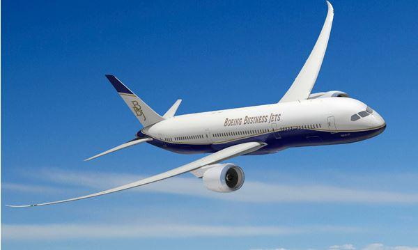 Boeing BBJ 787-8