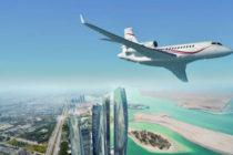 Dassault showcases Falcons at Abu Dhabi Air Expo 2014