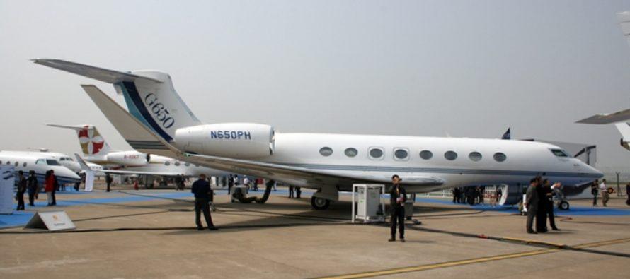 Jet Edge sell Gulfstream G650 for $71 million to Japanese buyer