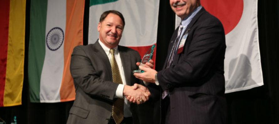 Greenpoint chairman wins PNAA award