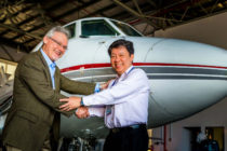 Jet Aviation and aviation college train engineers in Singapore
