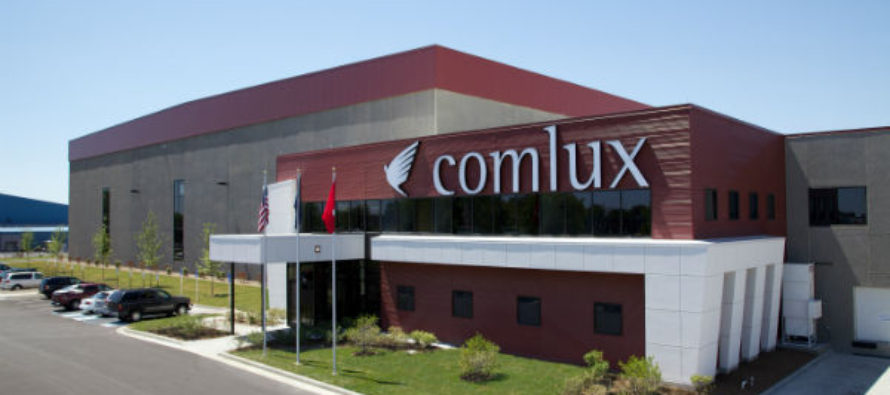 Comlux America wins contract for Asian based BBJ