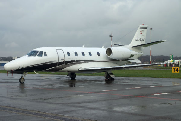 International Jet Management Cessna Citation XLS