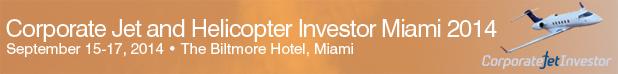 Corporate Jet Innvestor Miami 2014