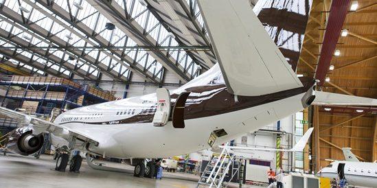 Privajet Boeing Business Jet 1 9H-BBJ