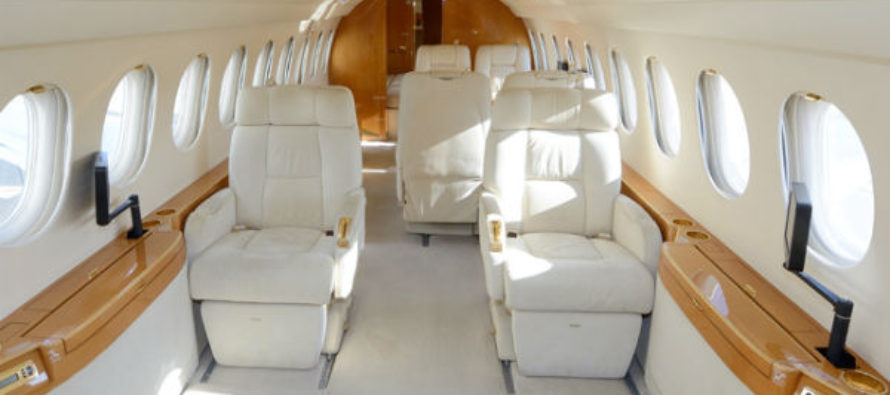 Boutsen Aviation sells second Falcon 7X this year