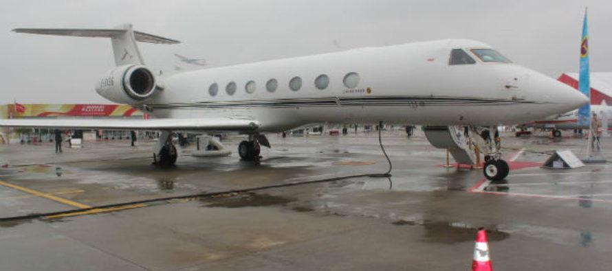 Market analysis: Gulfstream G550 inventory almost doubles