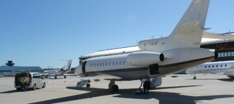 Five Reasons To Fly On A Private Jet